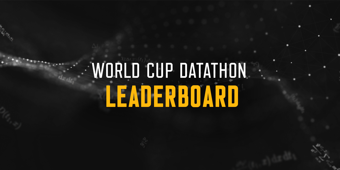 World Cup Datathon | Betfair Australia | Model the 2018 World Cup