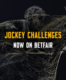 Betfair to offer Jockey Challenges on the Exchange