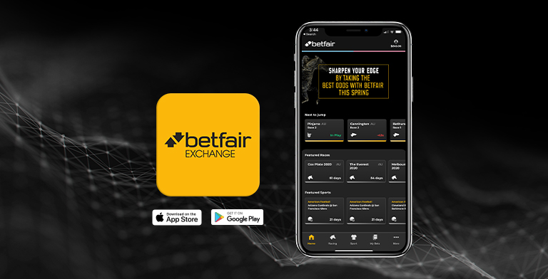 Betfair Mobile App for Apple and Android