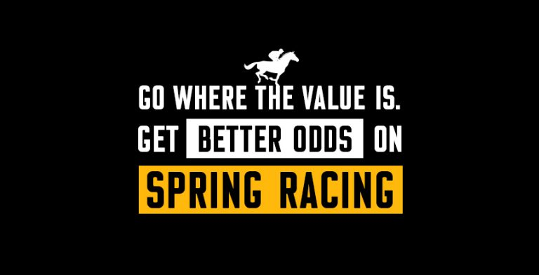 Get Better Odds This Spring With Betfair